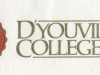 1990 logo on letterhead