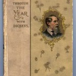 Cover of Through the Year with Dickens