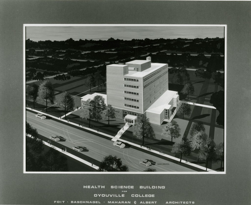 Health Science (ALT) Building