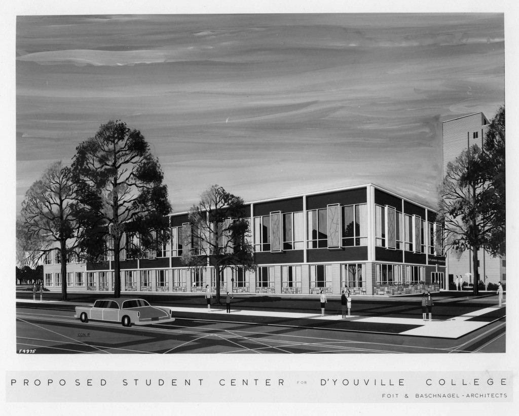proposed Student Center