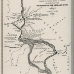 Map of Historic Niagara, made for Peter A. Porter, 1891.