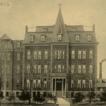 Administration building, 1887 (1)