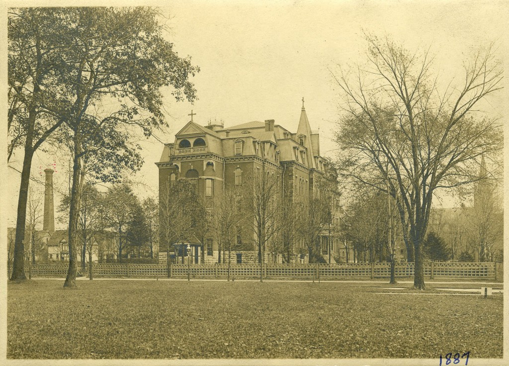 Administration building, 1887 (2)