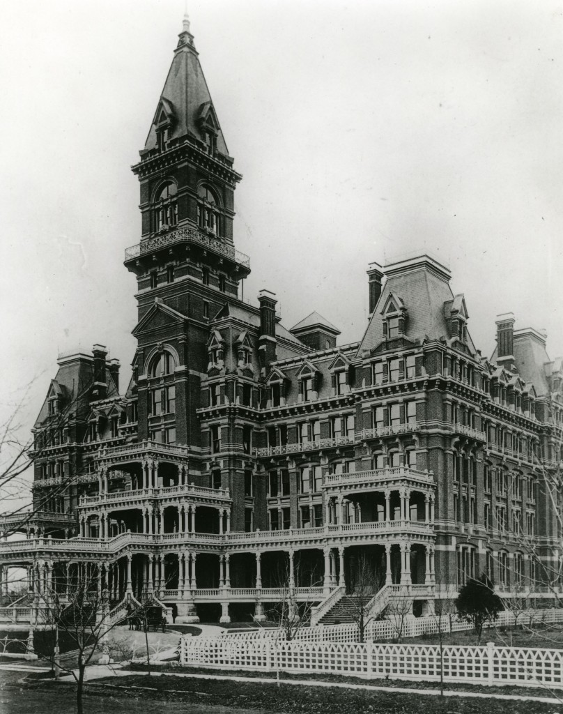Dr. R.V. Pierce's Palace Hotel, 1877