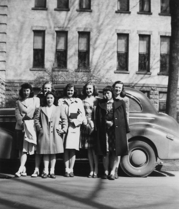 Freshmen, 1940.