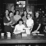 Bookstore, 1950.