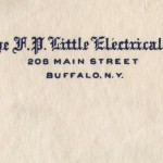 The F.P. Little Elctrical Company, Buffalo (NY)