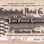 Buffalo Expanded Metal Company, Buffalo (NY)