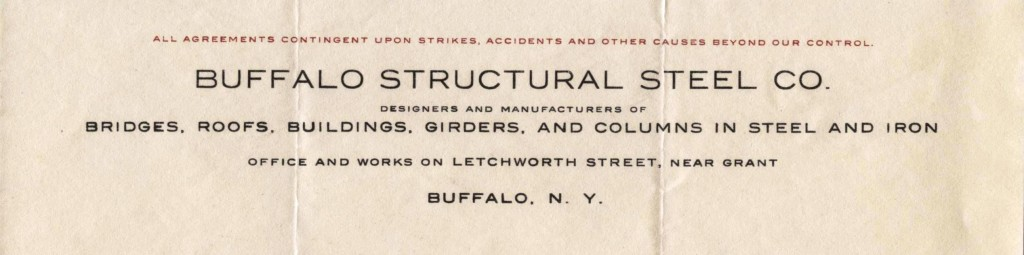 Buffalo Structural Steel, Buffalo (NY)
