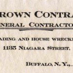 Thomas Brown Contracting Company, Buffalo (NY)
