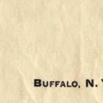 Stokes Brothers, Building Contractors, Buffalo (NY)
