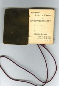 DYC Junior Prom 1939