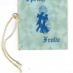 """Alpha Sigma and Kappa Chi -- """"Spring Frolic"""" 1950"""