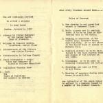 Rules of Decorum