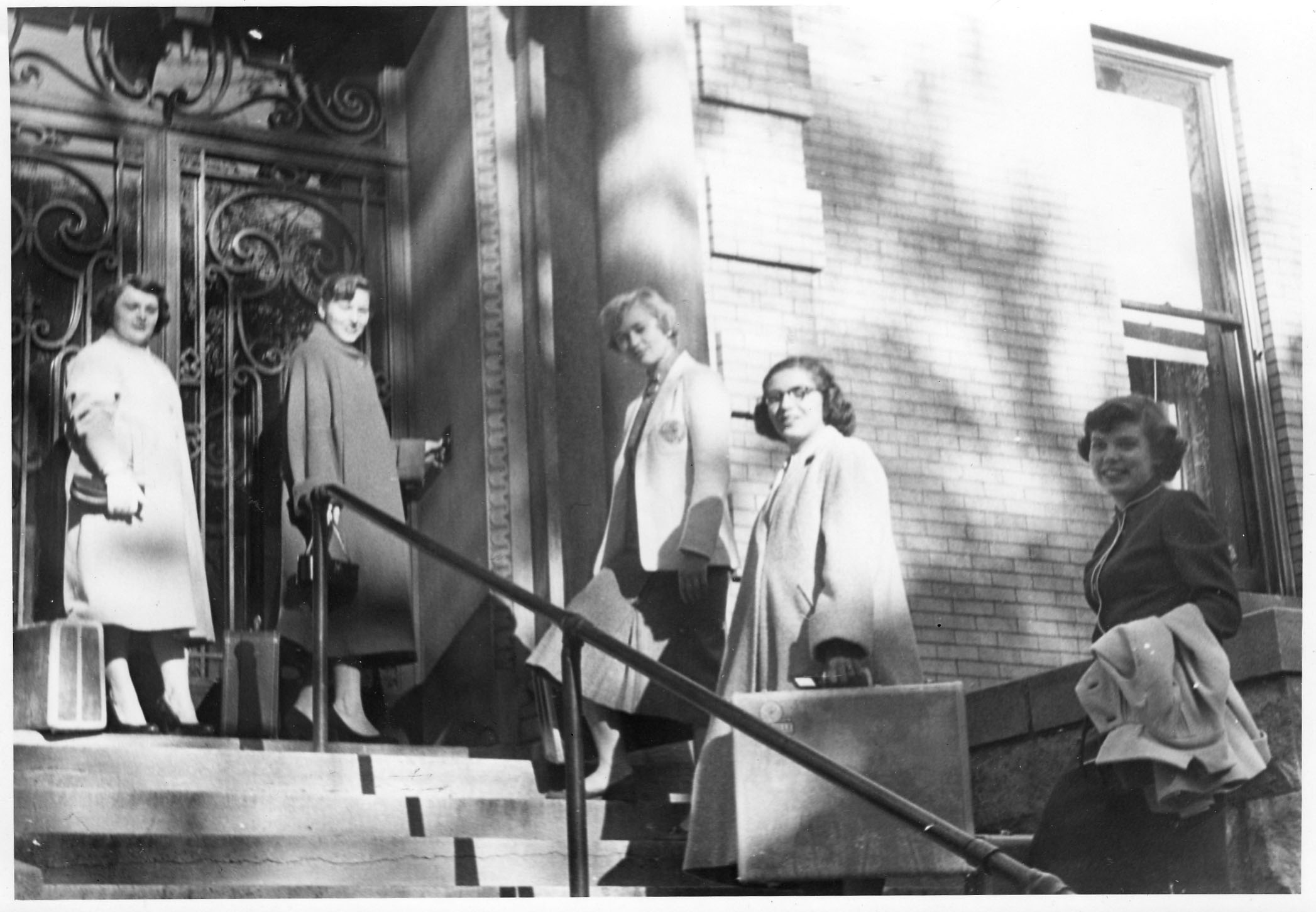 Welcome back! | D'Youville College Archives