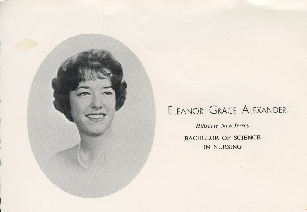 Eleanor Grace Alexander '61