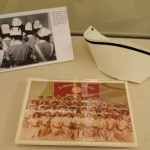 Nurse's cap and photographs