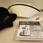 Nursing cap and pin